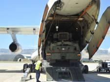 Turkije houdt vast aan Russische S400 ondanks weigering VS om F-35's te leveren