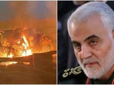 """Le puissant général iranien Soleimani tué en Irak """"sur ordre"""" de Trump"""