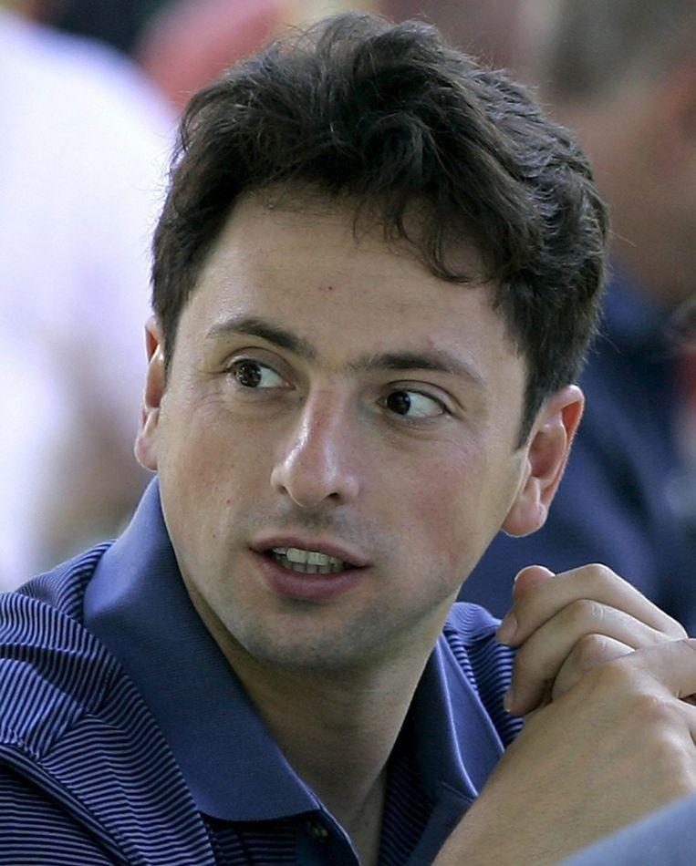 Mede Googleoprichter Sergey Brin. Beeld ANP