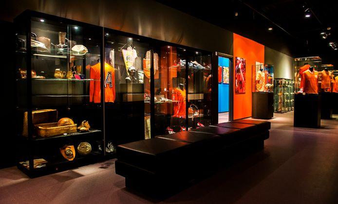 Het Nationaal Voetbalmuseum was tot eind 2018 gevestigd in het voormalige RBC-stadion in Roosendaal. Spullen die daar werden geëxposeerd staan nu te koop op Marktplaats.