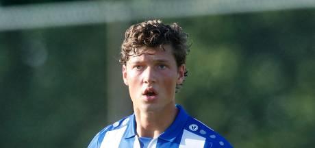 Spits Sam Lammers uit Goirle geeft visitekaartje af met fraaie goal voor Heerenveen