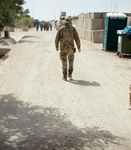 Nederlandse militairen tot 2022 in Afghanistan