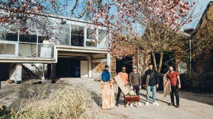 Van voetbal tot buurtkeuken: eindelijk weer leven op Meibloemsite