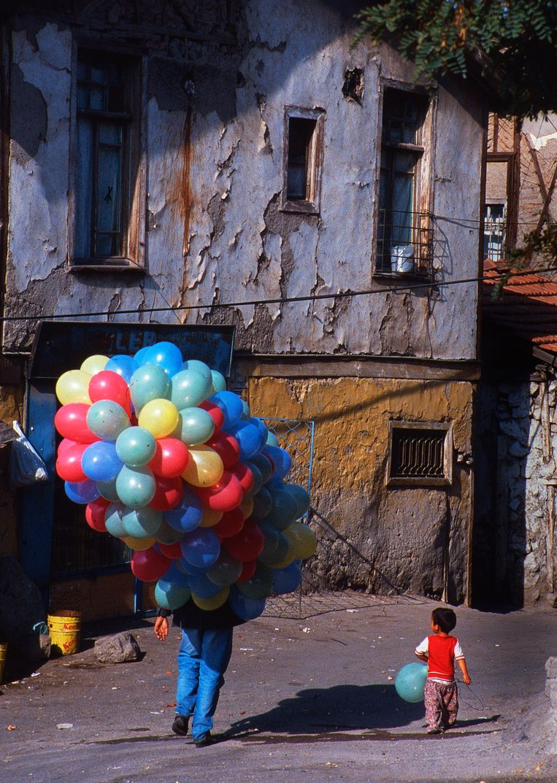 Ankara, 1988 Beeld Eddy Posthuma de Boer