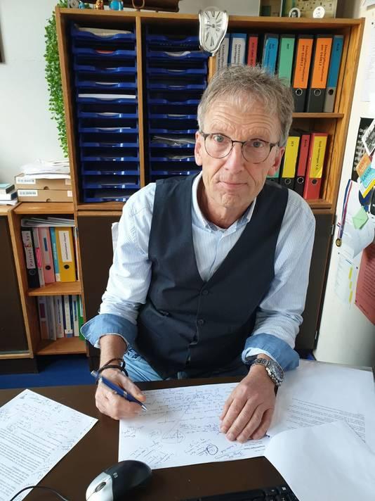 Rick Mast directeur 2e Van der Huchtschool in Soest