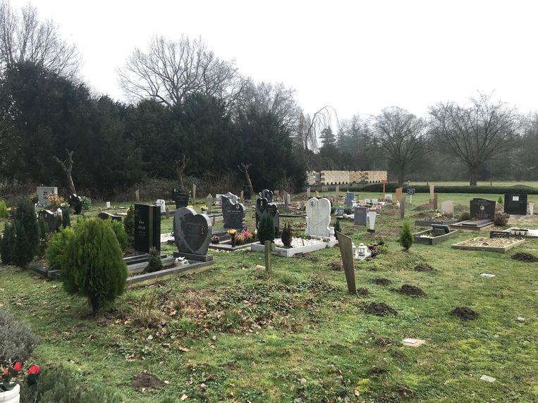 De begraafplaats van Zwijnaarde kan een opfrisbeurt gebruiken.