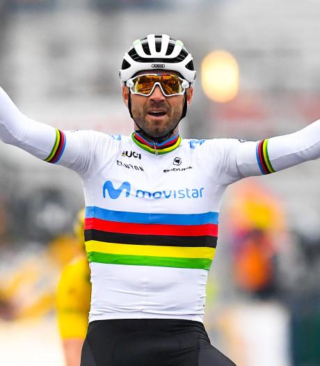 Valverde: Ik ben nooit betrapt op doping