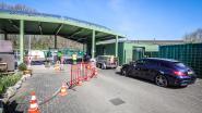 Containerpark zonder grote files opnieuw open: strikte veiligheidsmaatregelen van kracht
