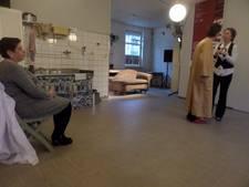 Theaterhoppen in Woudrichem: opnieuw verrassend