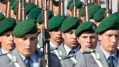 """""""Duits leger wil buitenlandse soldaten inhuren in ruil voor paspoort"""""""