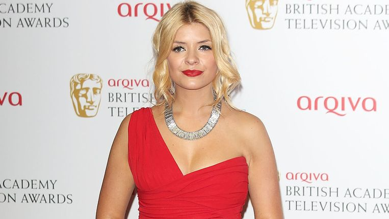 De Britse tv-presentatrice Holly Willoughby.