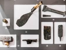 """Expo toont historische vondsten bij werken Noorderlijn: """"Blikvanger is luxueus zwaard uit 16de eeuw"""""""