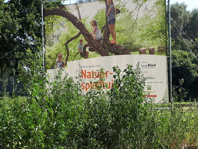 Ook Heesch Heeft Nu Een Natuurspeeltuin Bernheze Bdnl