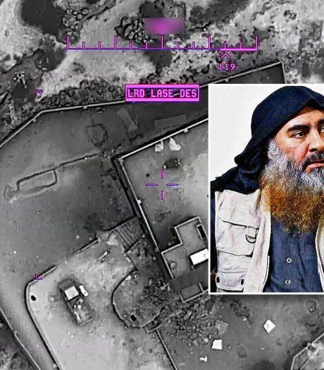 Onderbroek van al-Baghdadi was het ultieme bewijs in speurtocht naar IS-leider