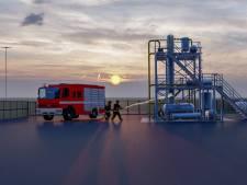 Bestrijding van felle industriebrand wordt vanaf volgend jaar in Dordrecht geoefend