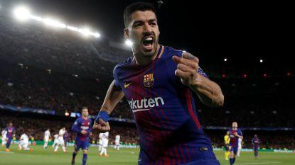 Een verschil in klasse: Barcelona kent geen moeite met AS Roma en heeft ticket halve finales al op zak