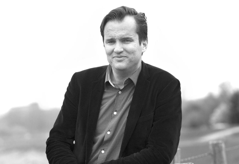 Paul van der Steen Beeld Harry Heuts