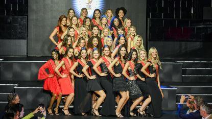IN BEELD. Dit zijn de 32 finalistes van Miss België 2020