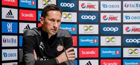 Schmidt voorziet voetbalgevecht tussen PSV en Rosenborg: 'We zullen met alles wat we hebben strijden'