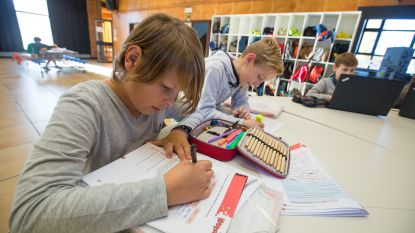 """Helft van alle leerlingen in deze school heeft ontwikkelingsvoorsprong: """"Zelfs de allerslimste moet hier studeren voor zijn toets"""""""
