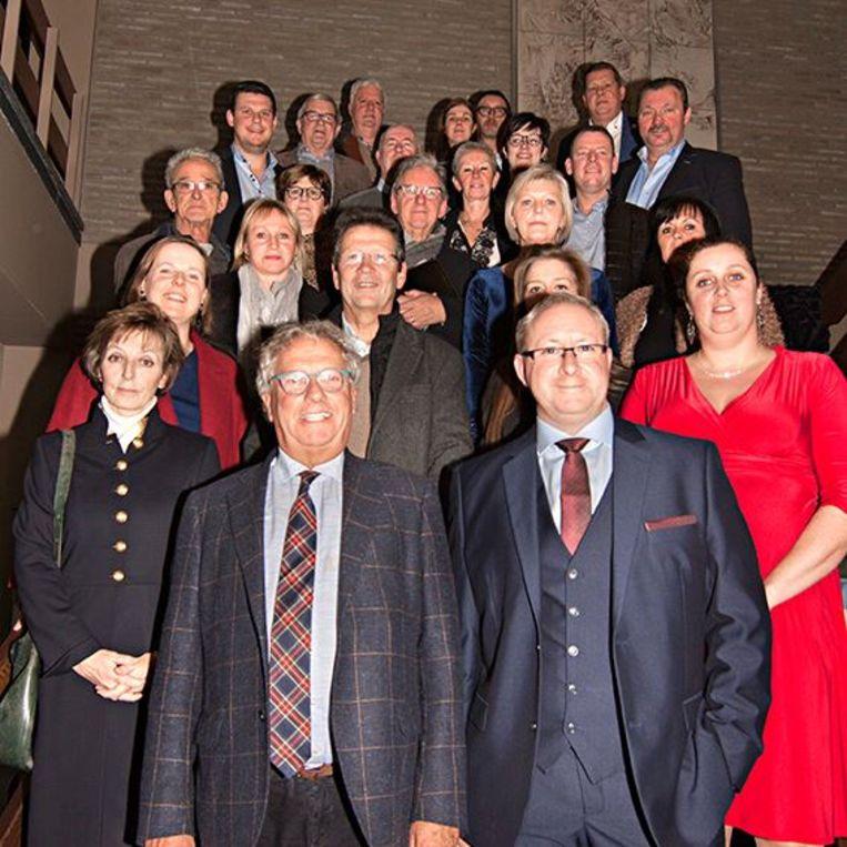 De nieuwe gemeenteraad in Heers is er klaar voor