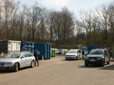 Pas de réouverture des parcs à conteneurs en Wallonie