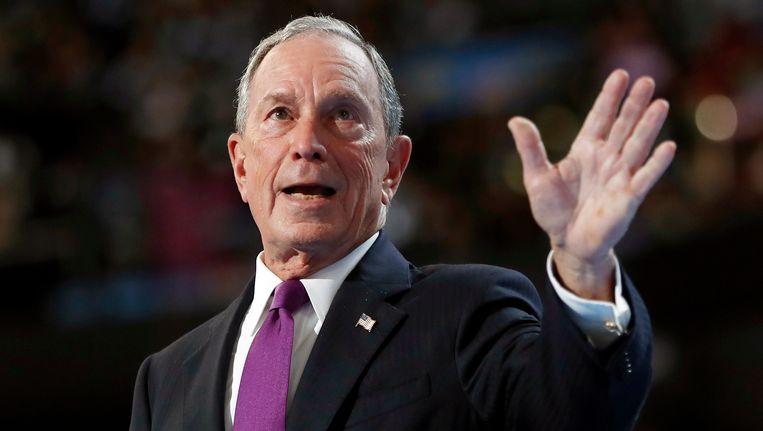 De achtste rijkste man ter wereld en ex-burgemeester van New York Michael Bloomberg is begaan met gezondheidszorg en het klimaat. Zo nam hij het al op tegen de frisdrankindustrie.