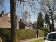 Brand op zolder van woning in Velp