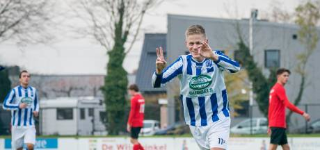 Overzicht | Rico de Laat maakt zijn tweehonderdste competitietreffer tegen Heeswijk, Boxtel verslaat VCB