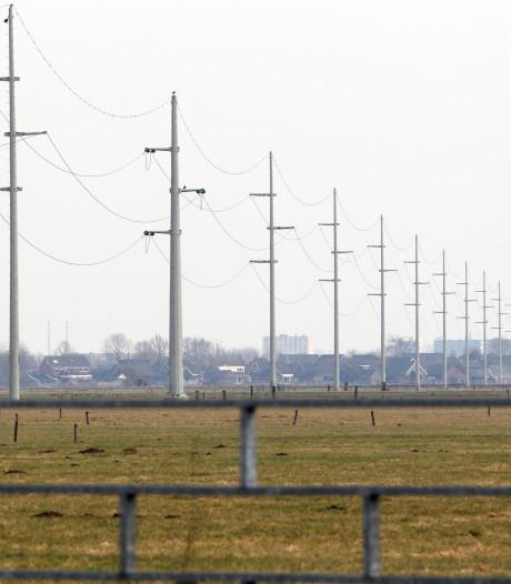 Kampen vraagt opnieuw om ondergrondse hoogspanningslijn