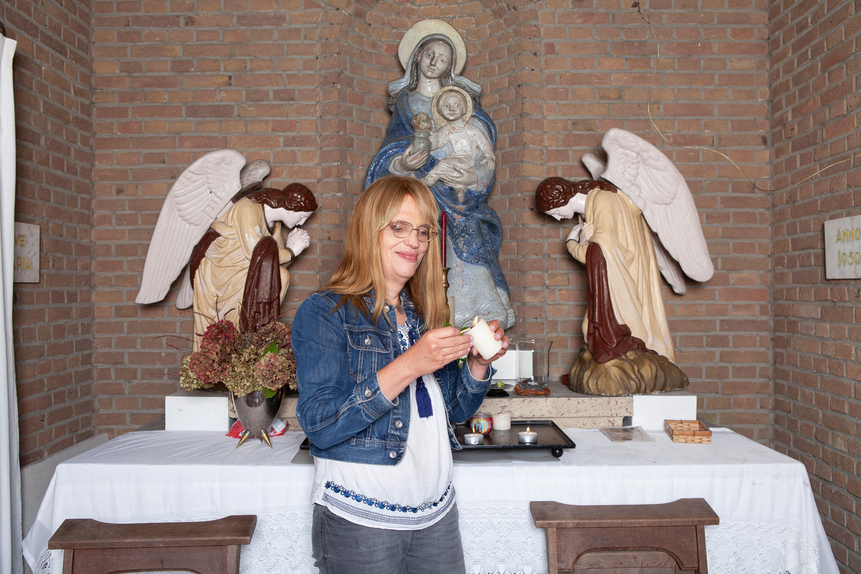 Bea Tilanus: 'Kijk, hier in Zuid-Limburg is de sfeer: don't ask, don't tell.'