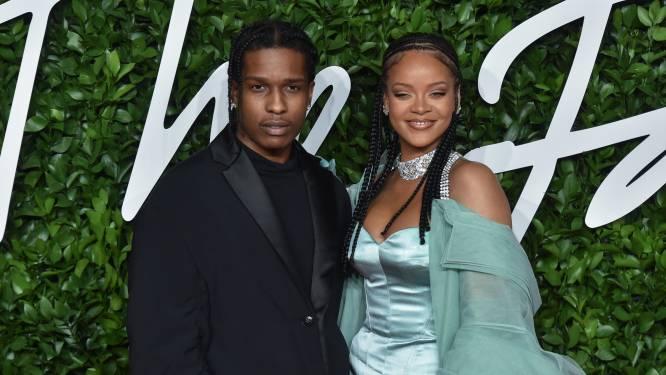 Na jarenlange vriendschap: Rihanna vormt koppel met A$AP Rocky