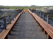 Laatste stappen in uitbreiding Zwin: aansluiting nieuwe dijk op bestaande