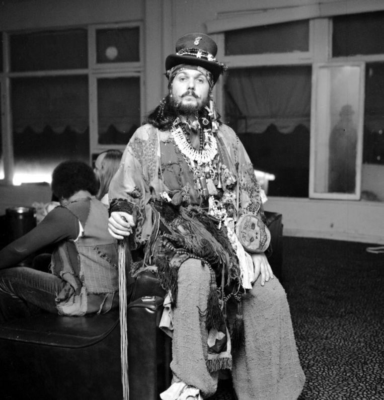 Dr. John in de jaren zeventig. Beeld Michael Ochs / Getty