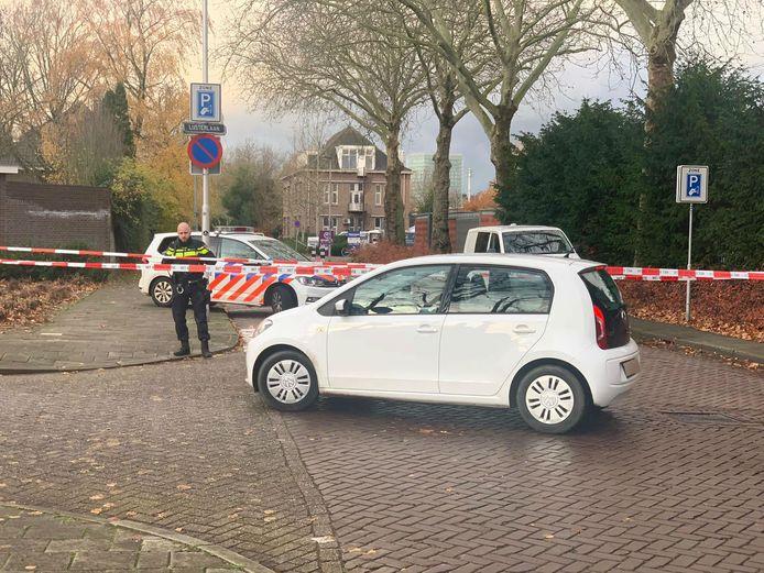 Aan de Fuutlaan in Eindhoven werd donderdag een lichaam gevonden.