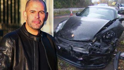 'Top Gear'-presentator crasht met Porsche 911