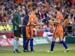 Locadia, Zoet en Van Ginkel voorselectie Oranje
