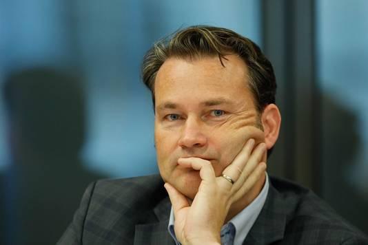 VVD-Kamerlid Arno Rutte