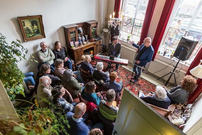 Rendez Vous stond vorig jaar ook in de huiskamers van Amersfoort.