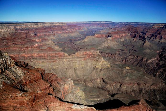De  Grand Canyon.