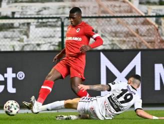 Buta test positief bij Antwerp, ook Haroun en Mbokani out