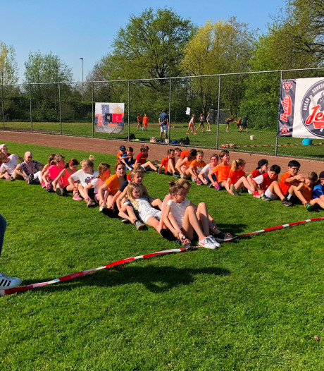 Zonovergoten Koningsspelen in Breda