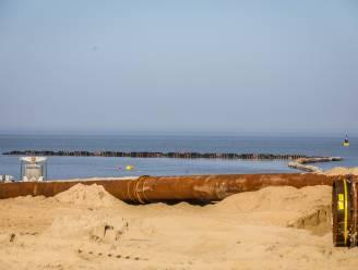 Eerste fase vooroeversuppletie in Knokke-Heist gestart: tegen 2023 krijgt badplaats 2 miljoen m³ zand extra