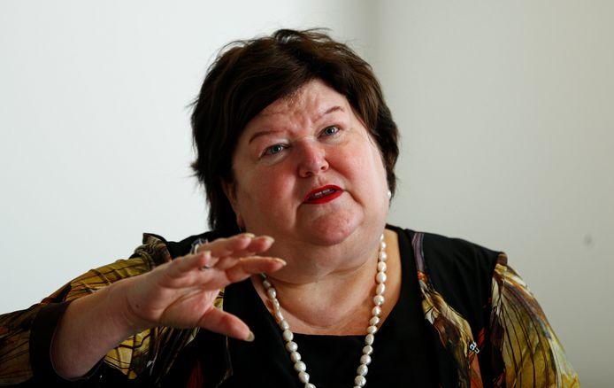 La tribune de Maggie De Block a été publiée sur le site d'information Politico.