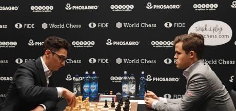 Opnieuw remise in tweekamp WK-schaken