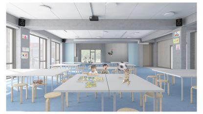 Sint-Martinusschool krijgt subsidies om refter om te bouwen tot klaslokalen