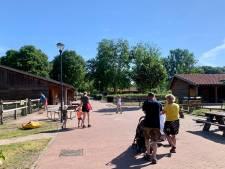Kinderboederderij De Elzenhoek na drie maanden weer open