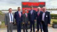 Hoogtechnologisch bedrijf uit China bouwt logistiek centrum in Zeebrugge