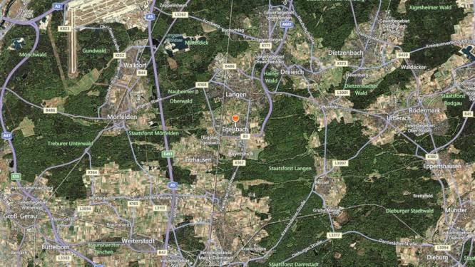 Zeker drie doden door vliegtuigcrash bij Frankfurt