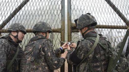 Noord- en Zuid-Korea halen eerste twintig wachtposten weg langs grens